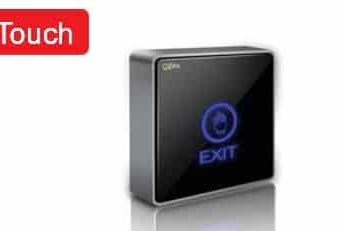 touch sensor exit button